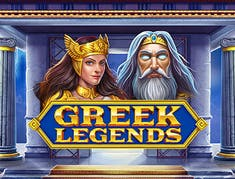 Greek Legends logo