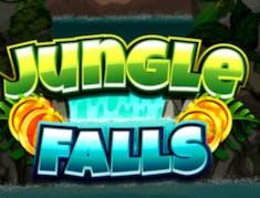 Jungle Falls logo