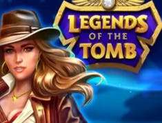 Legends of the Tomb logo