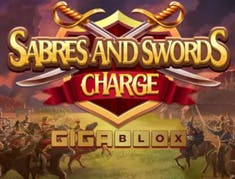 Sabres and Swords Charge Gigablox logo