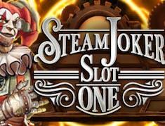 Steam Joker Slot logo