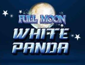 Full Moon White Panda