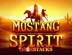 Mustang Spirit Cash Stacks logo
