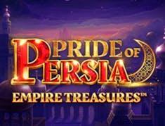 Pride of Persia Empire Treasures logo