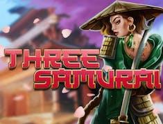 Three Samurai logo