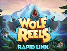 Wolf Reels Rapid Link logo