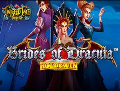 Brides of Dracula Hold and Win logo