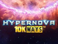 Hypernova 10K Ways logo