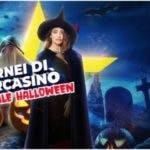 Promozioni Casinò Halloween: Starcasinò lancia i tornei di slot