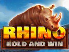 Rhino Hold and Win logo